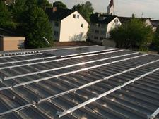 Bürgerenergiegenossenschaft Freisinger Land Photovoltaikanlage Schule Eching Mai 2013