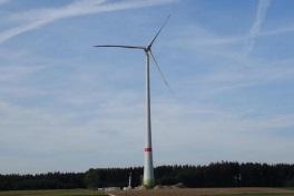 Bürger Windrad Kammerberg - Bürger Energie Genossenchaft Freisinger Land - 150