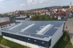 Photovoltaik - Nandelstadt - Turnhalle - Bürger Energie Genossenchaft Freisinger Land - 150
