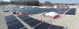 Montessori Bürger Solardach - Bürger Energie Genossenschaft Freisinger Land