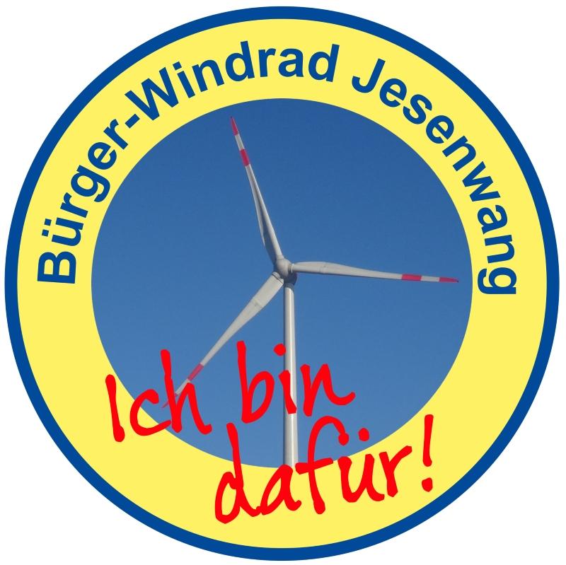 Logo - Bürger-Windrad Jesenwang